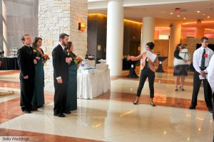coordenação do casamento